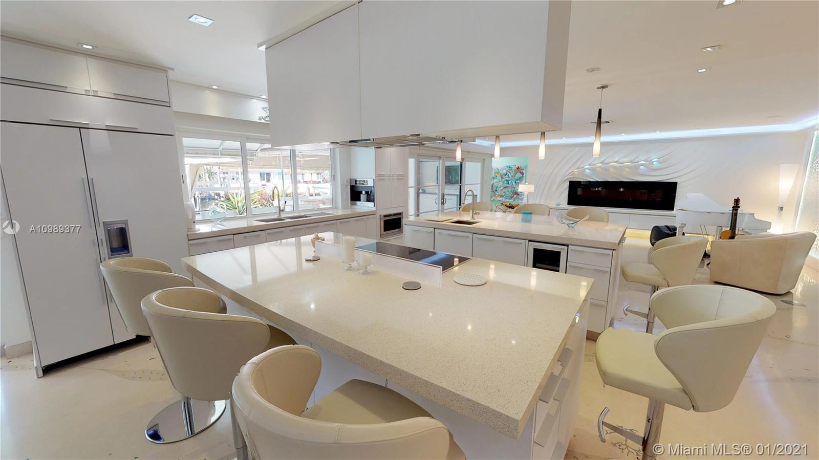 Waterfront GEM with open floor plan 3bed + den/office room. Stunning in every way. Remodeled to perf