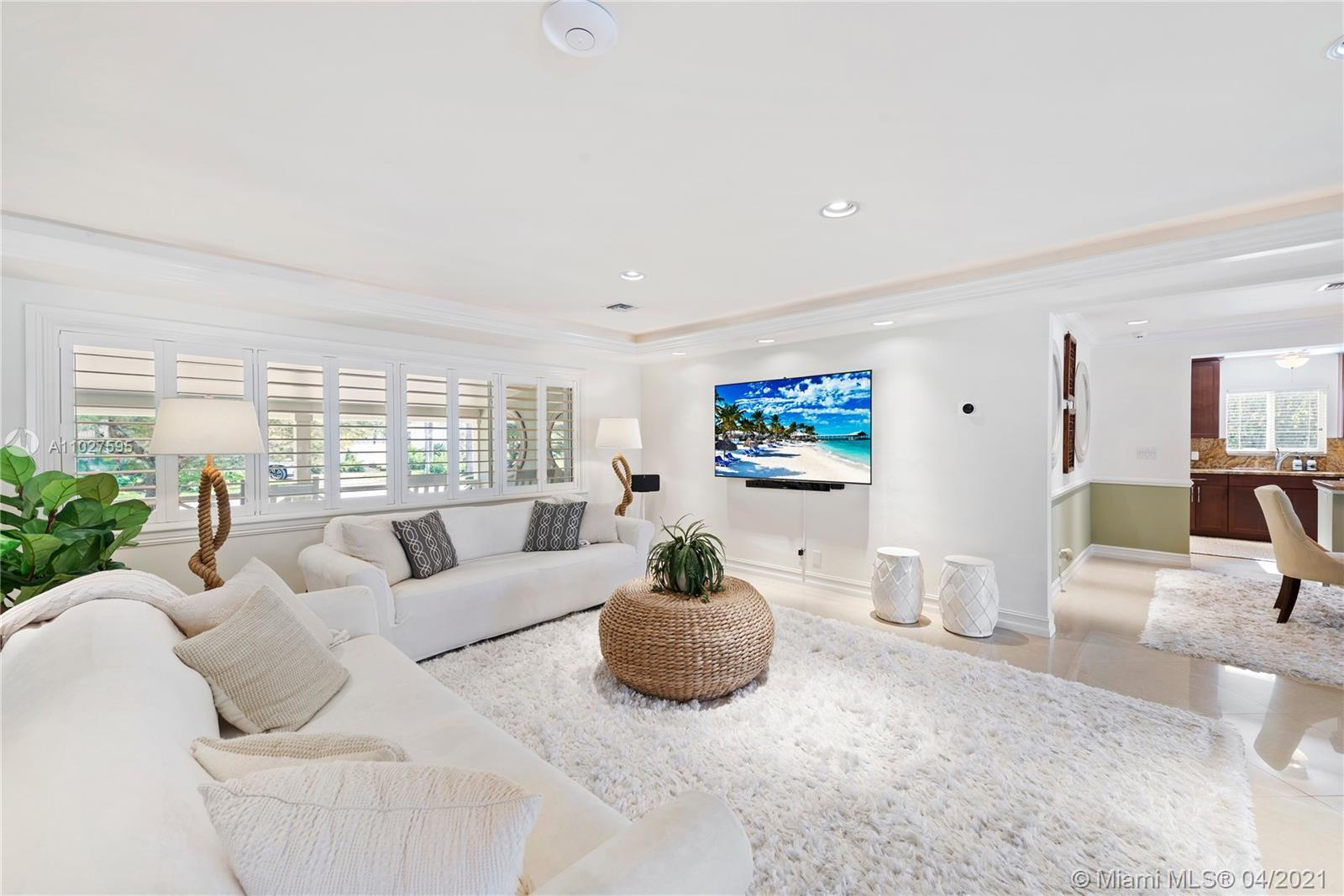 Welcome to one of East Fort Lauderdale's most prestigious neighborhoods, minutes away from the Intra