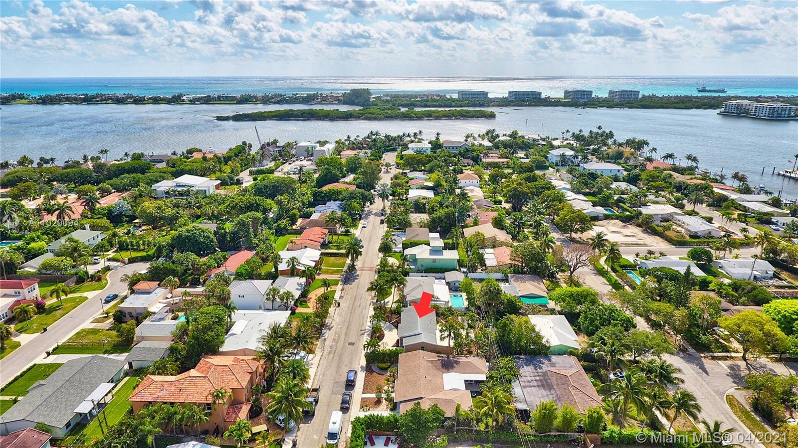 This charming Ross Home built in the coveted SOSO neighborhood of West Palm Beach is ideally located