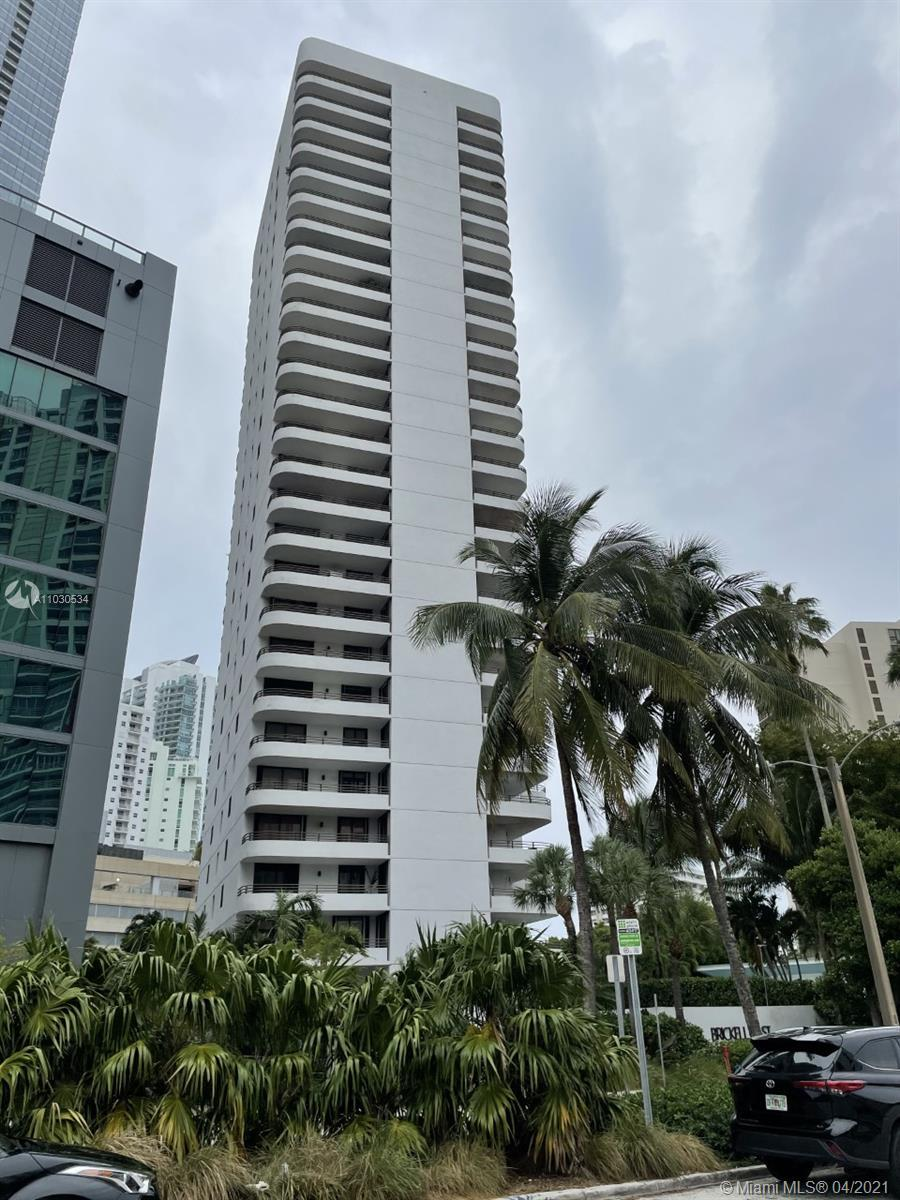 UNIQUE GEM! COMBINED UNITS 201 AND 203 AT BOUTIQUE BRICKELL EAST CONDO.