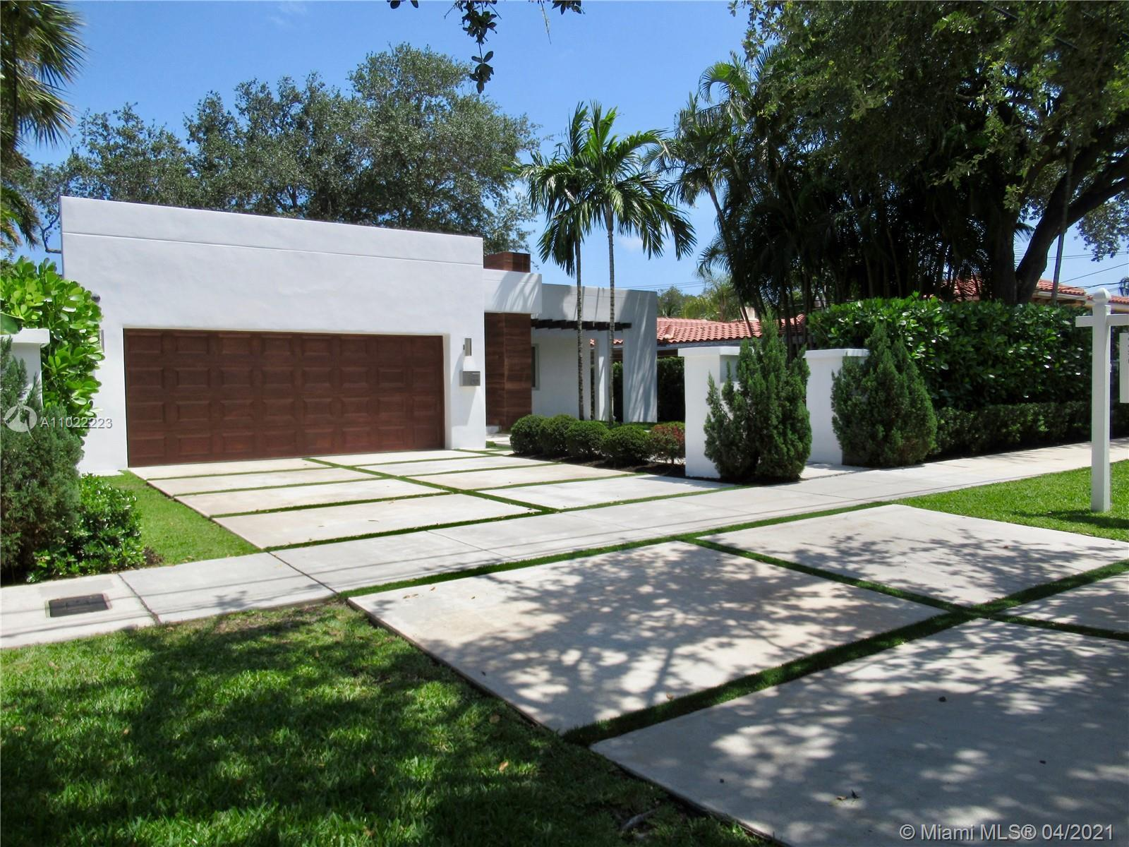 Your opportunity to own a one of a kind modern waterfront home design in the prestigious streets of