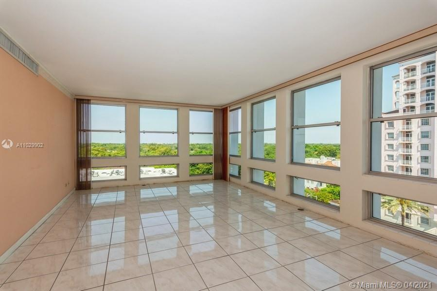 ESTATE SALE. Amazing 180-degree views of treetops, the Biltmore Hotel, and Granada Golf course from