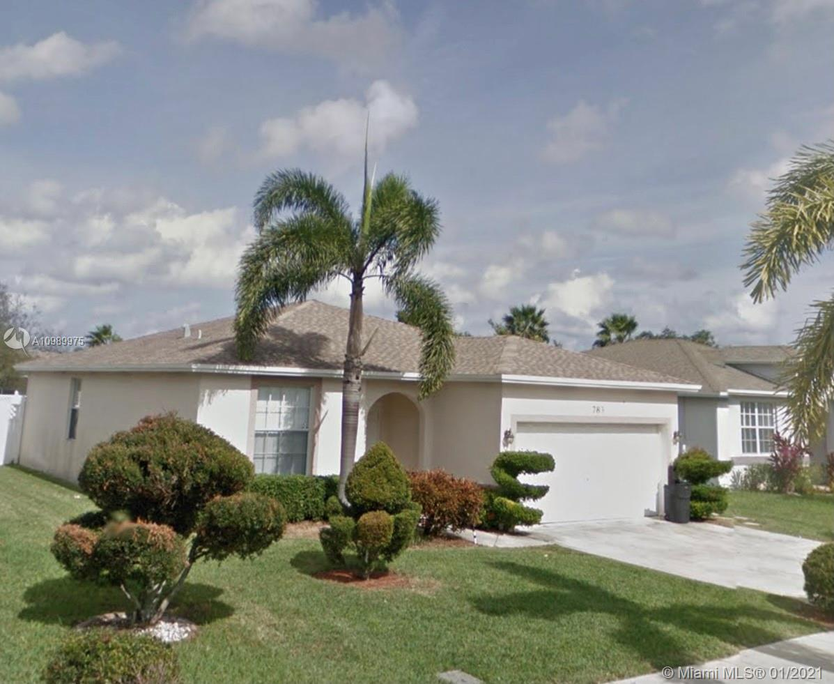 SPACIOUS 3/2 WITH A 2 CAR GARAGE IN POMPANO BEACH. THIS HOUSE HAS NEW TILE THROUGHOUT, FRESHLY PAIN
