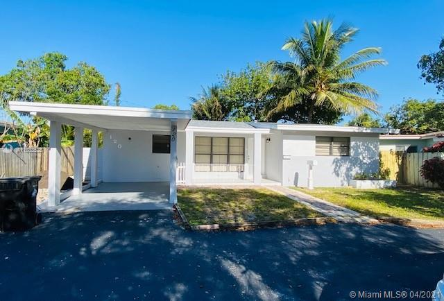 3 BEDRROM 1 BATH HOME RECENTLY UPDATED WITH NEW KITCHEN CABINETS, GRANITE COUNTERTOPS, STAINLESS STE