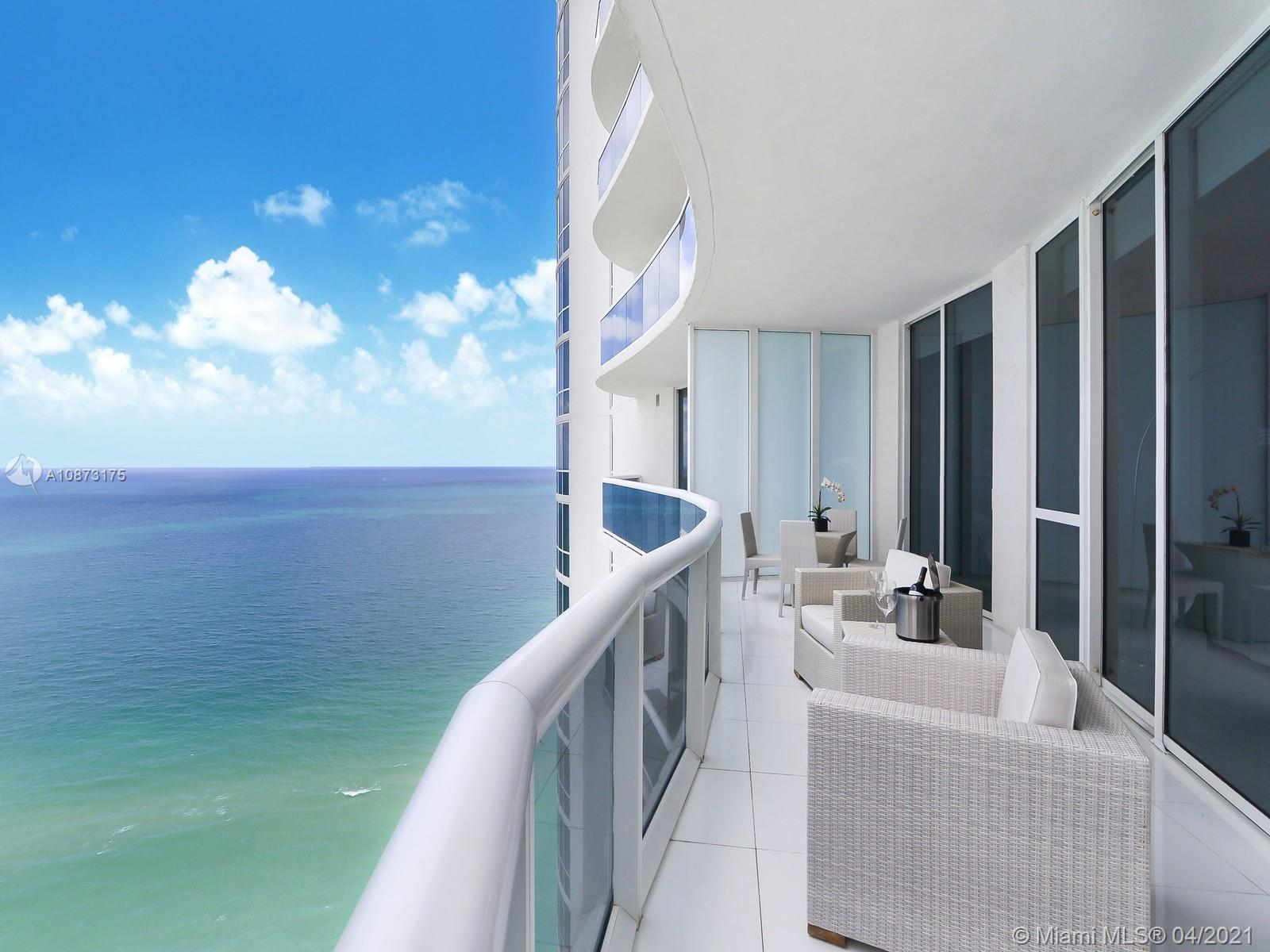 The best location along the beaches at the southernmost point of Sunny Isles Beach. This fantastic t