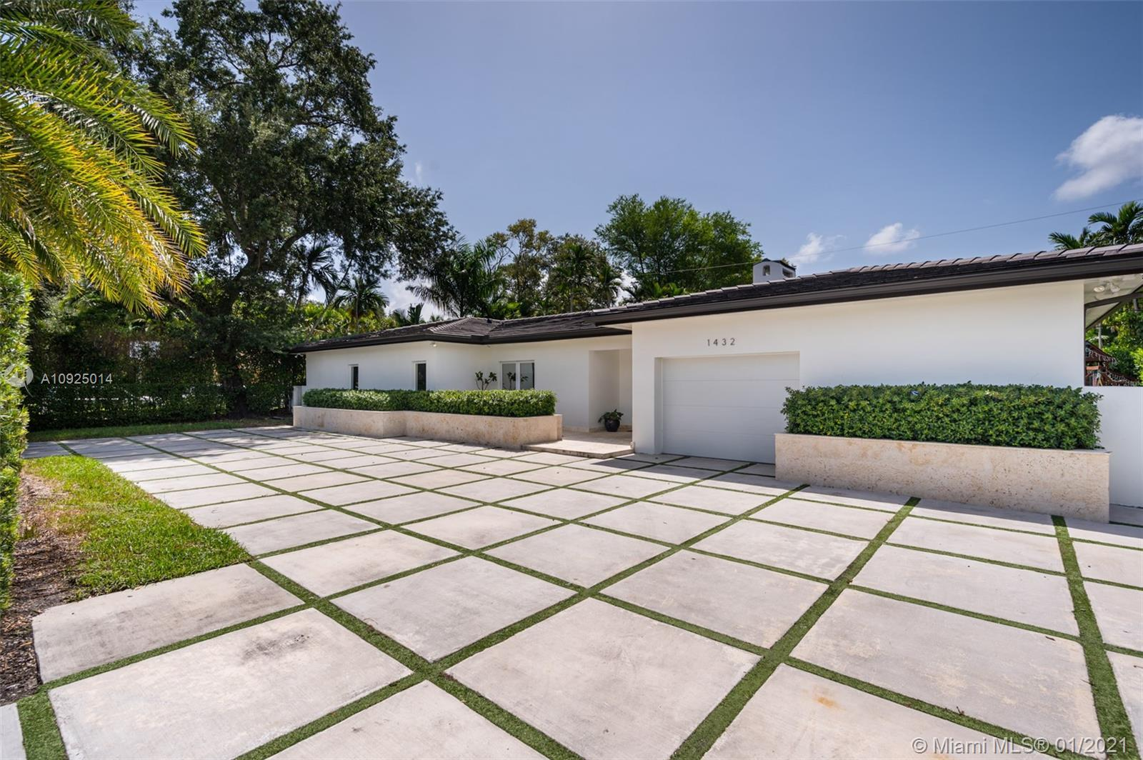 Completely renovated in 2017, this inviting residence boasts a classic contemporary design featuring