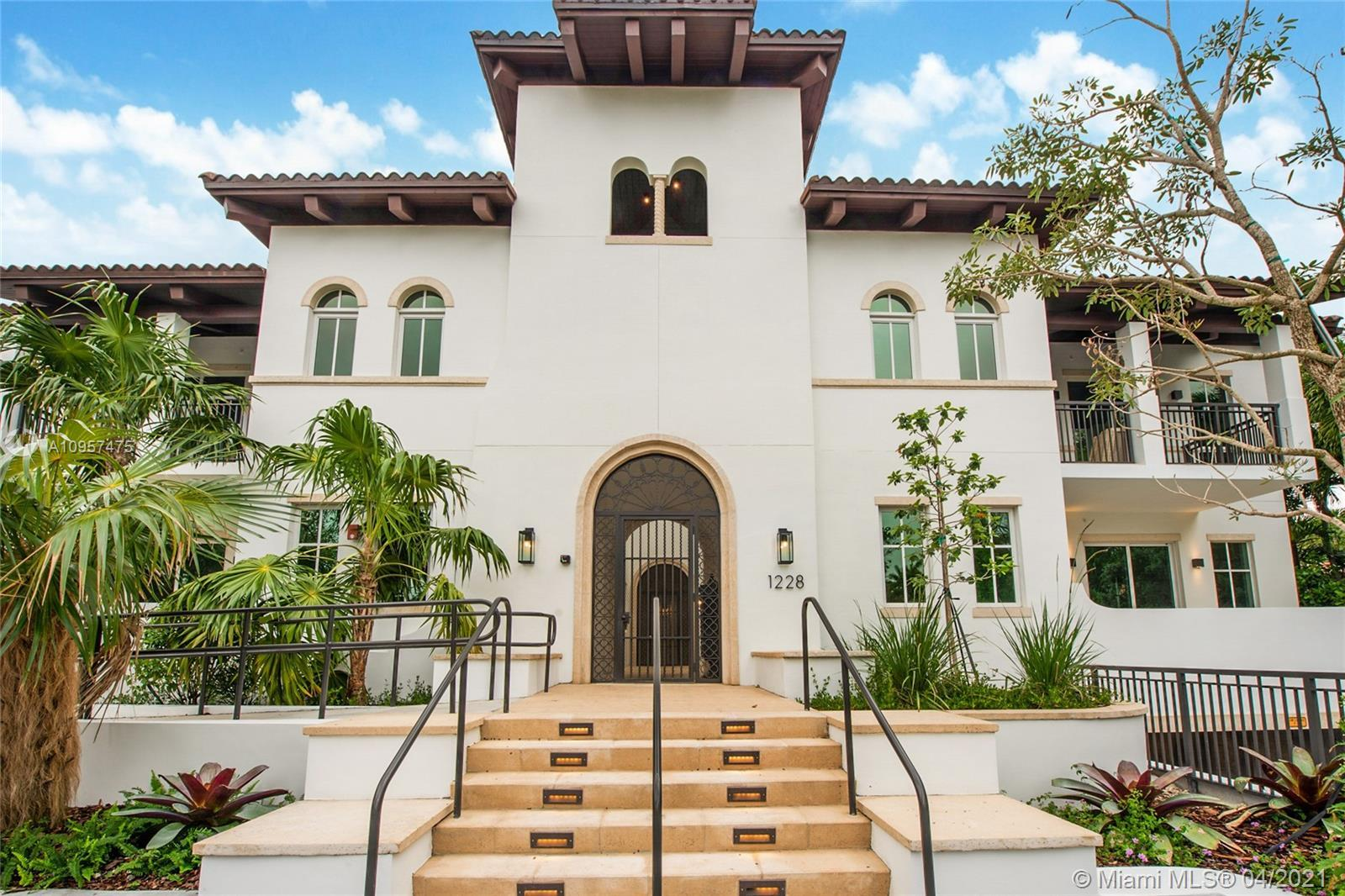 Be one of the fortunate few to live next to the iconic Biltmore Hotel. Enjoy Landmark-resort living