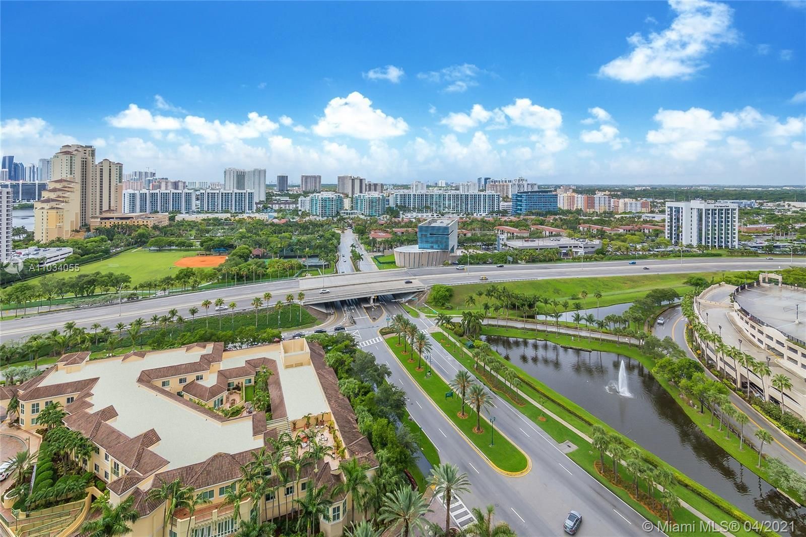 Aventura lifestyle converges around the private Golf and Country Club, the famous Aventura Mall and