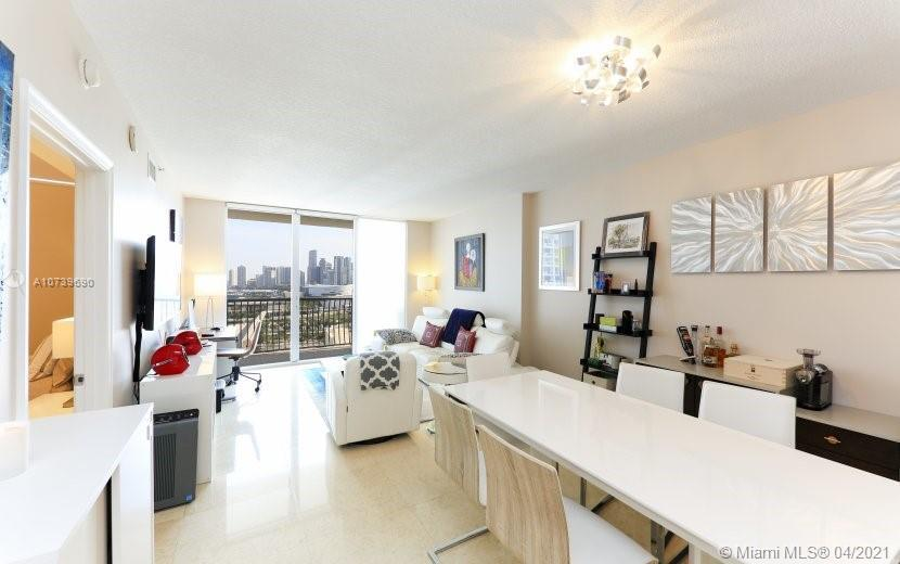 Will pay buyer's broker commission. Beautifully renovated 1 bedroom apartment in the Opera Tower. Ba