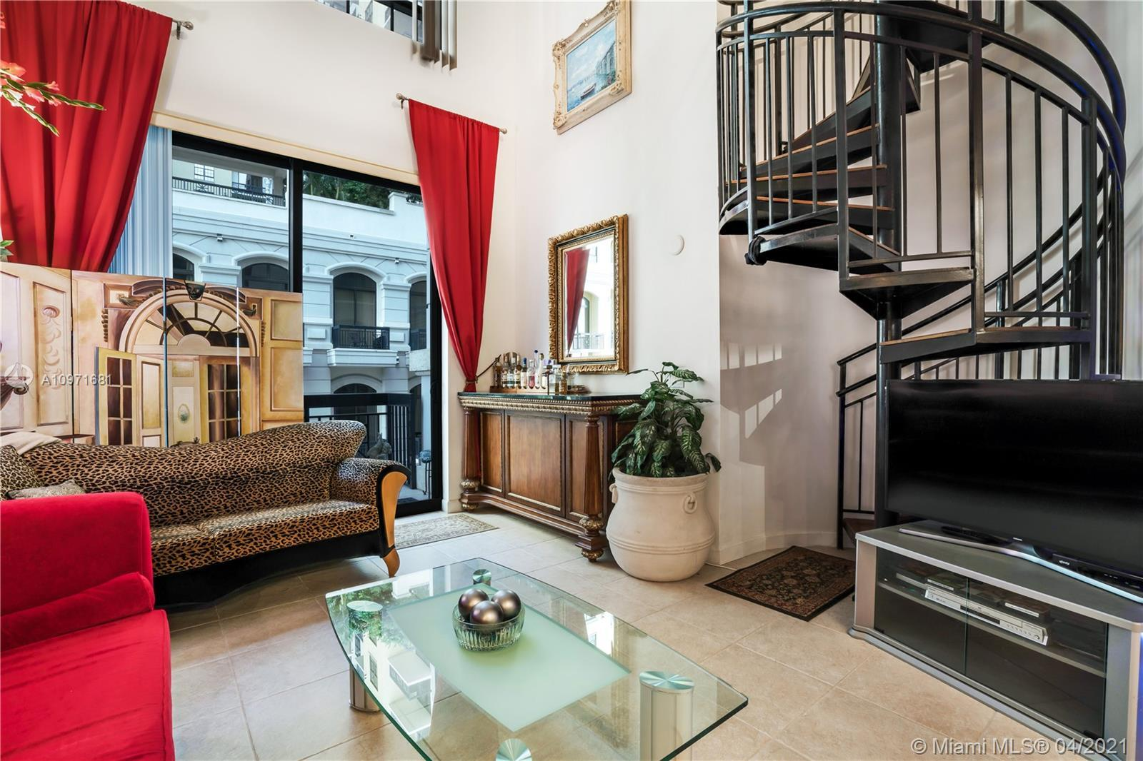 Looking for an ultra amazing location where you're walking distance to major high-end shopping, and