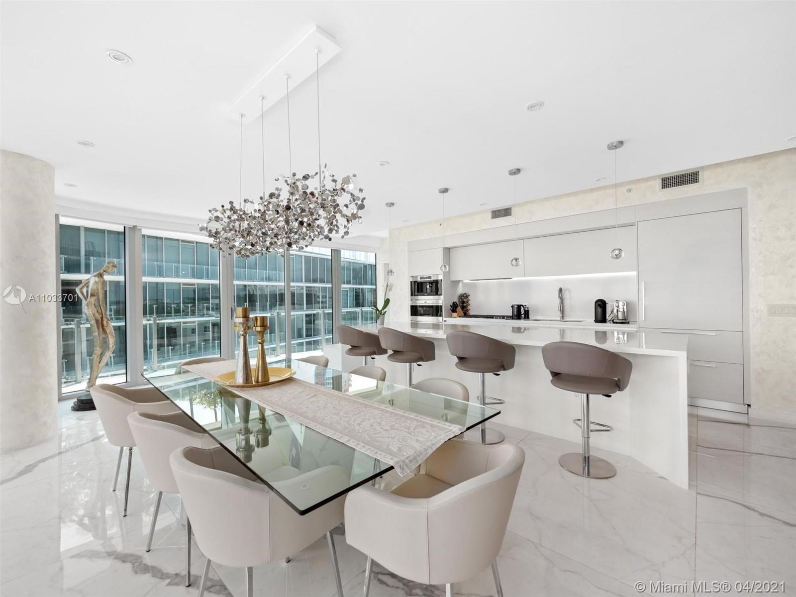 Absolutely Fabulous Place to Call Home at One Ocean North Tower! Only 14 units in this boutique buil