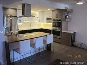 Stunning Intercoastal view.  Everything is new. This open concept unit (originally 1 bedroom) was tr