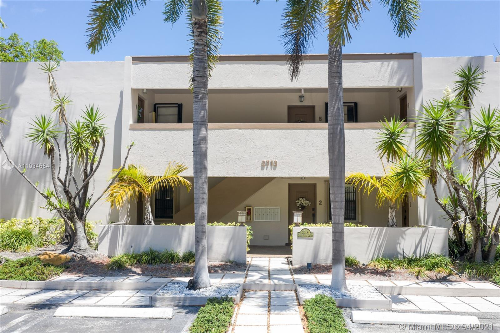Located in the desirable Ft. Lauderdale neighborhood of Coral Ridge, WOW!! this 2 bedroom/2 bathroom