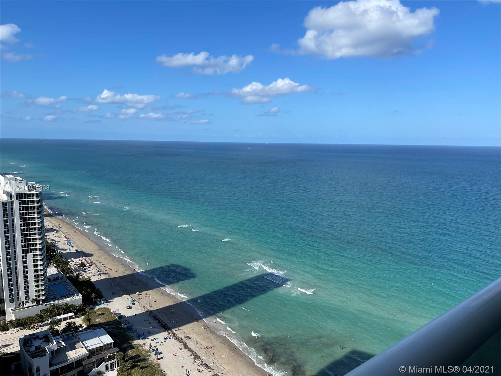 Breathtaking Ocean and Coastline views from this beautiful and fully furnished unit. European style