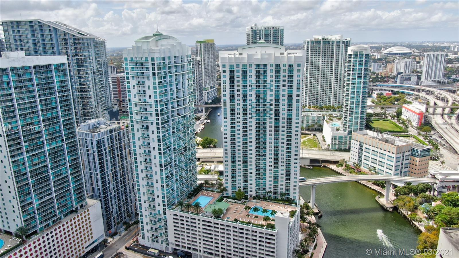 Brickell on the River North .  largest 3 Bed /2.5 baths line in the building .  Corner unit with Mar