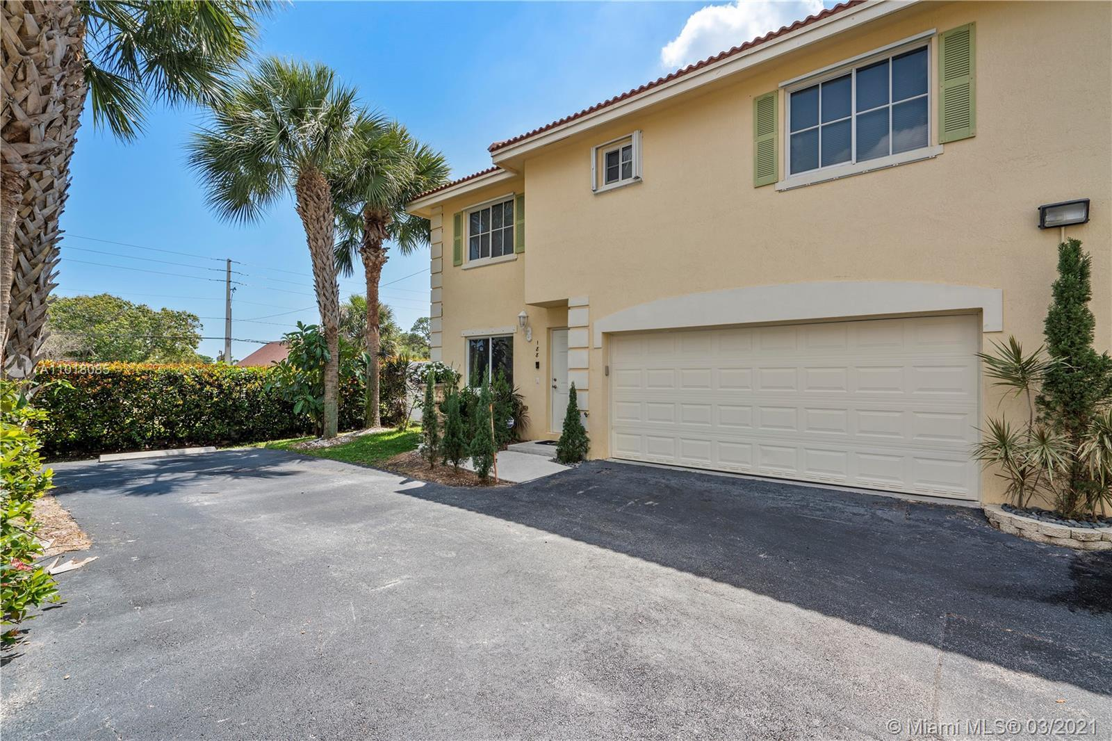 Firm at asking price. NOT SUBJECT to appraisal. East Deerfield Beach 3/2.5 like new townhome.  This