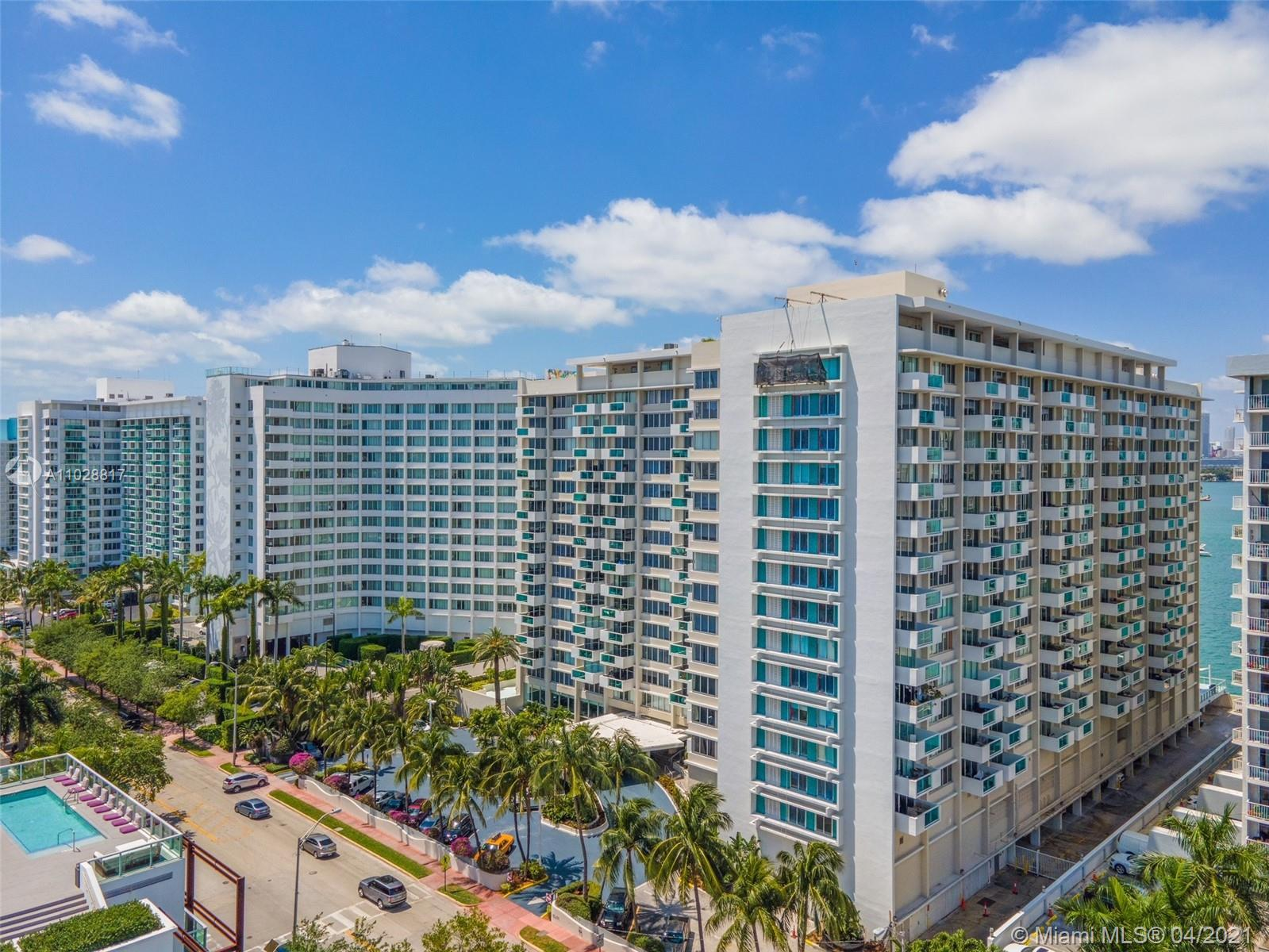 OWN THIS BEAUTIFUL AND OVERSIZED STUDIO IN THE HEART OF MIAMI BEACH FL! AT THE FAMOUS MIRADOR CONDO!