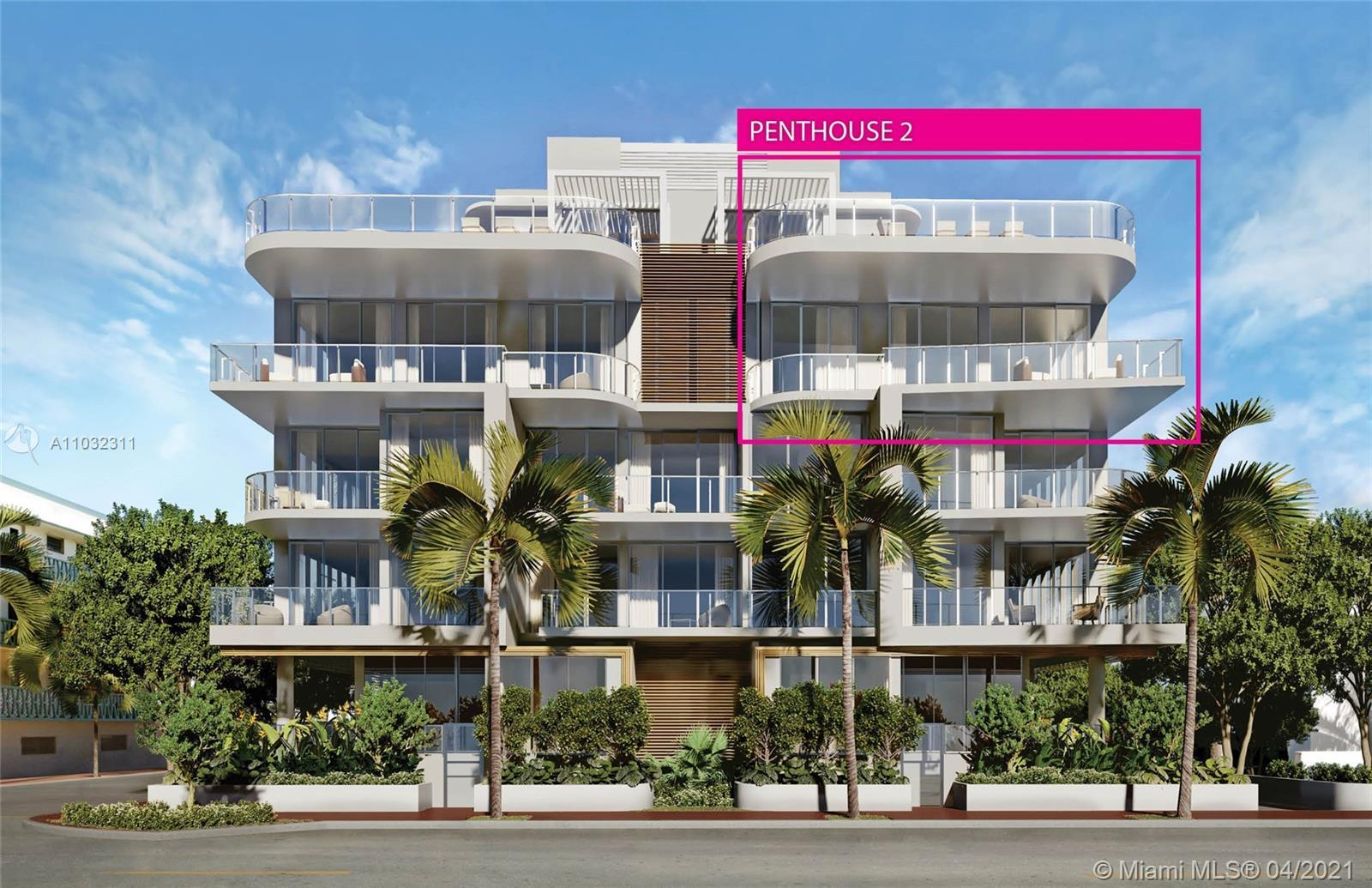 OCEAN PARK SOUTH BEACH offers a limited collection of ten, two-to four bedroom luxury beach residenc