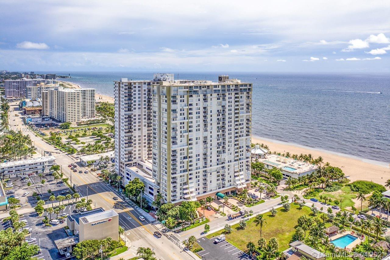 LOCATION! LOCATION! LOCATION!  Newly remodeled unit, beautiful flooring, bathrooms and kitchen, with