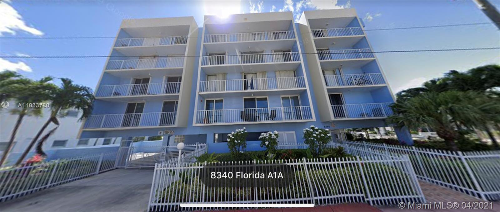 Great opportunity to leave in a quite, spacious condo.  Great location, walking distance to the beac