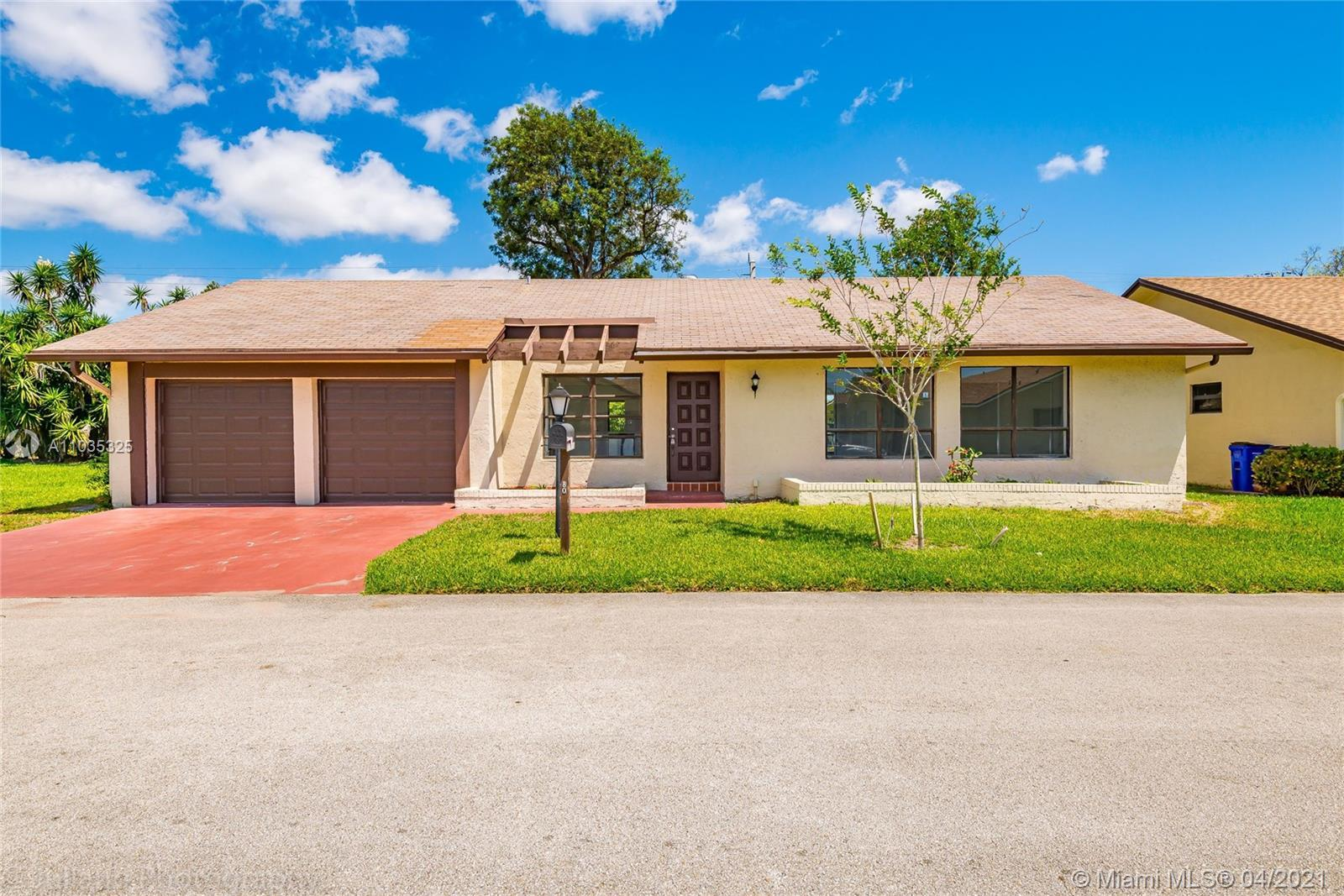 Rare opportunity to own this Turn Key, move-in ready 3 bed/2 bath, 2 car garage (THE ONLY 2 CAR GARA
