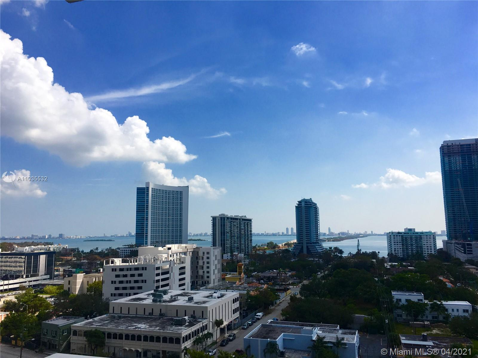 Amazing views from this spacious 2 bedrooms, 2 bathrooms with large wrap around balcony. Great Locat