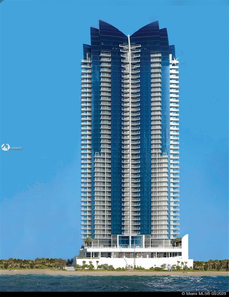 Unit 3505 Exceptional flow-through residence w/excellence views, Ocean front , Intracoastal & Miami.