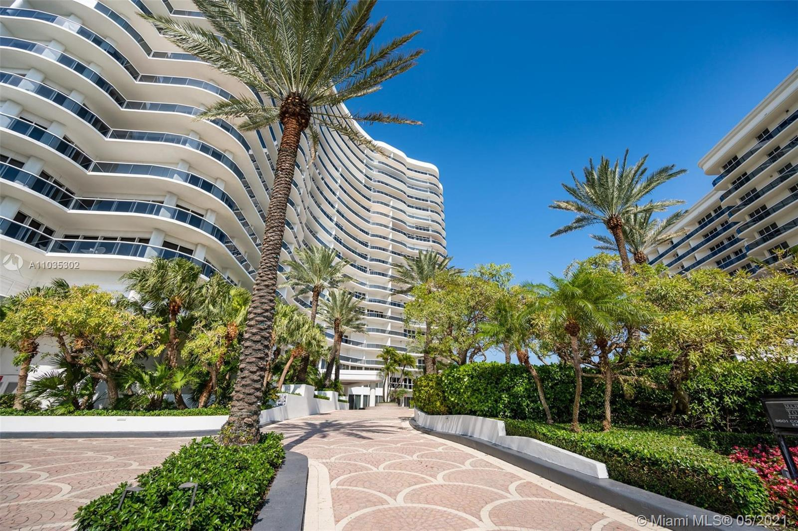 Spectacular Oceanfront Residence with Breathtaking Ocean and City Views..  2160 SQFT unit, 02 Bed 0