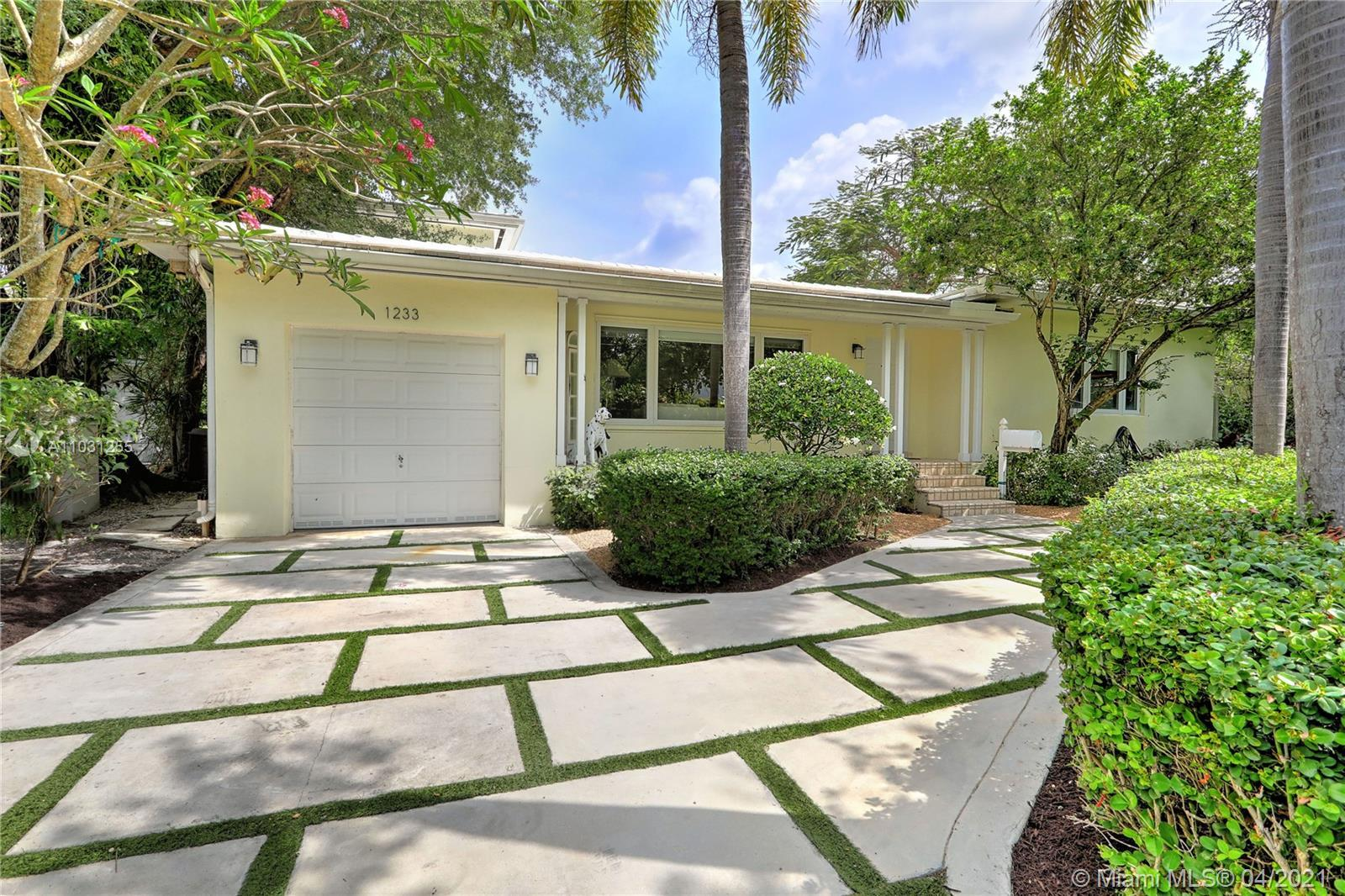 Amazing location of this South Gables  home featuring 4 bedroom 4 bathroom on a beautifully landscap