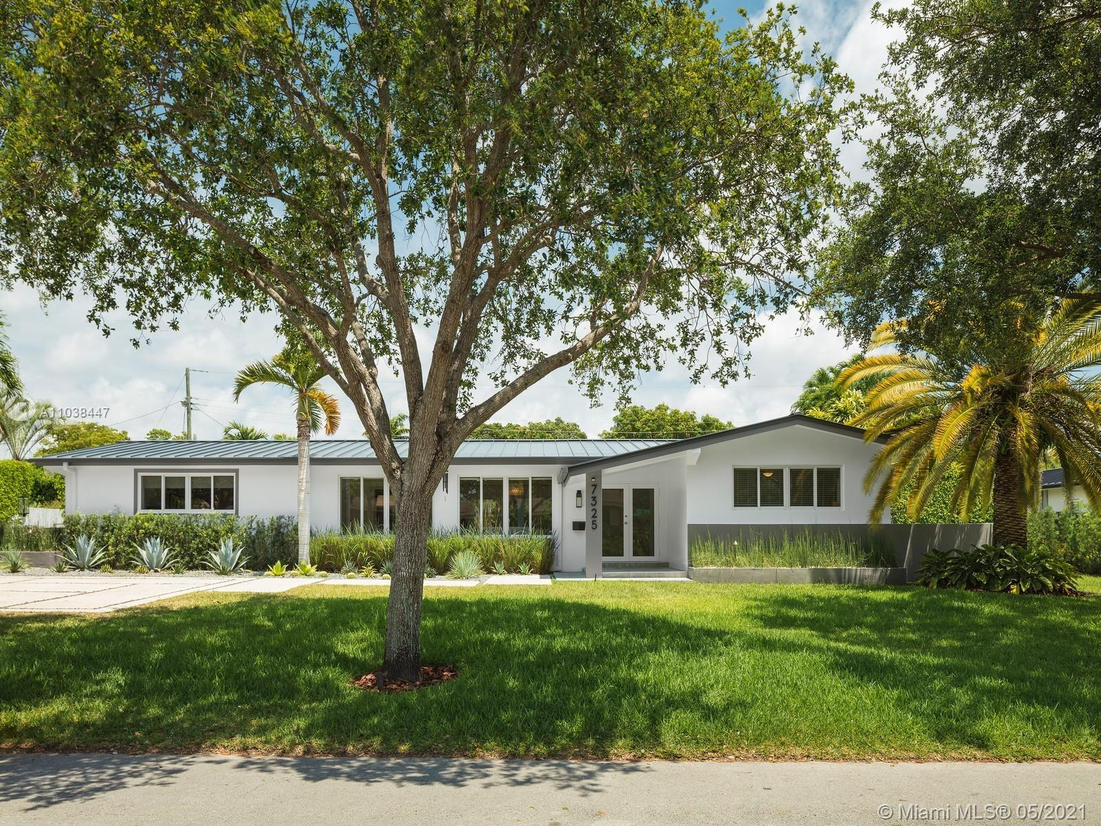 Completely re-modeled one-story home in sought after Pinecrest. This lovely 3-bedroom, 2-bathroom ho
