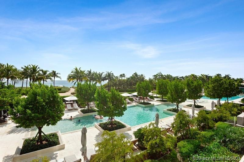 Gorgeous Corner Unit in Bal Harbour's exclusive Oceana building. Boasting just over 2,000sf, this li