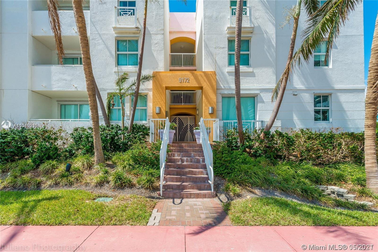 DIRECT ACCESS TO THE BEACH! ONLY UNIT AVAIL. WITH A PRIVATE PATIO!! FIRST FLOOR PERFECT FOR PET LOVE