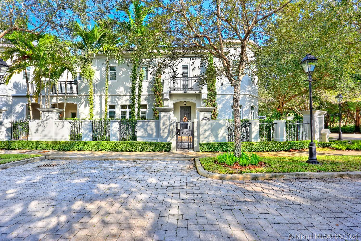 Welcome home to this North Pinecrest paradise! Offering all the comforts of a single family home yet