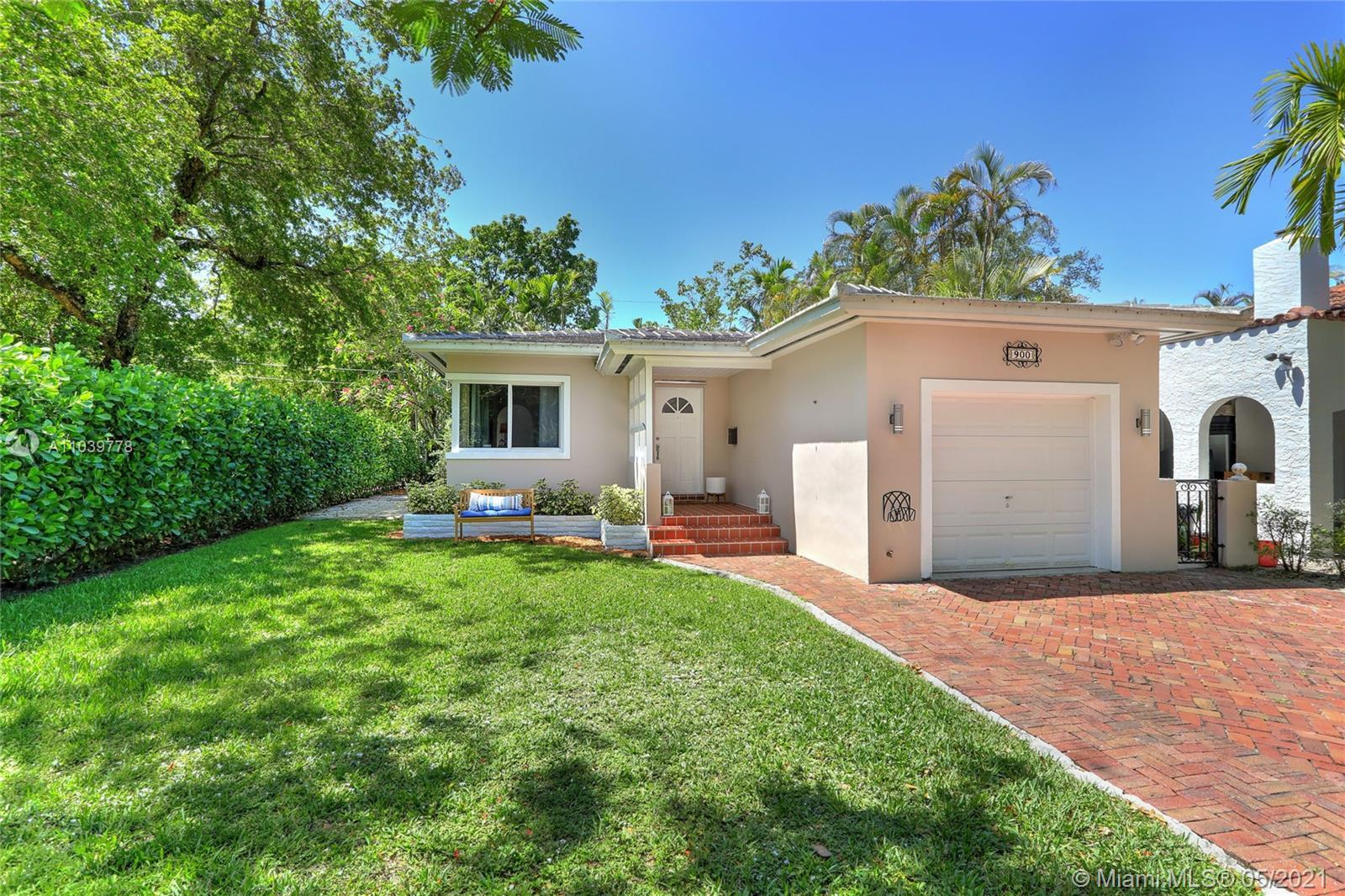 This charming 2 bedroom/2 bathroom home nestled on a beautiful & tranquil tree-lined street is locat