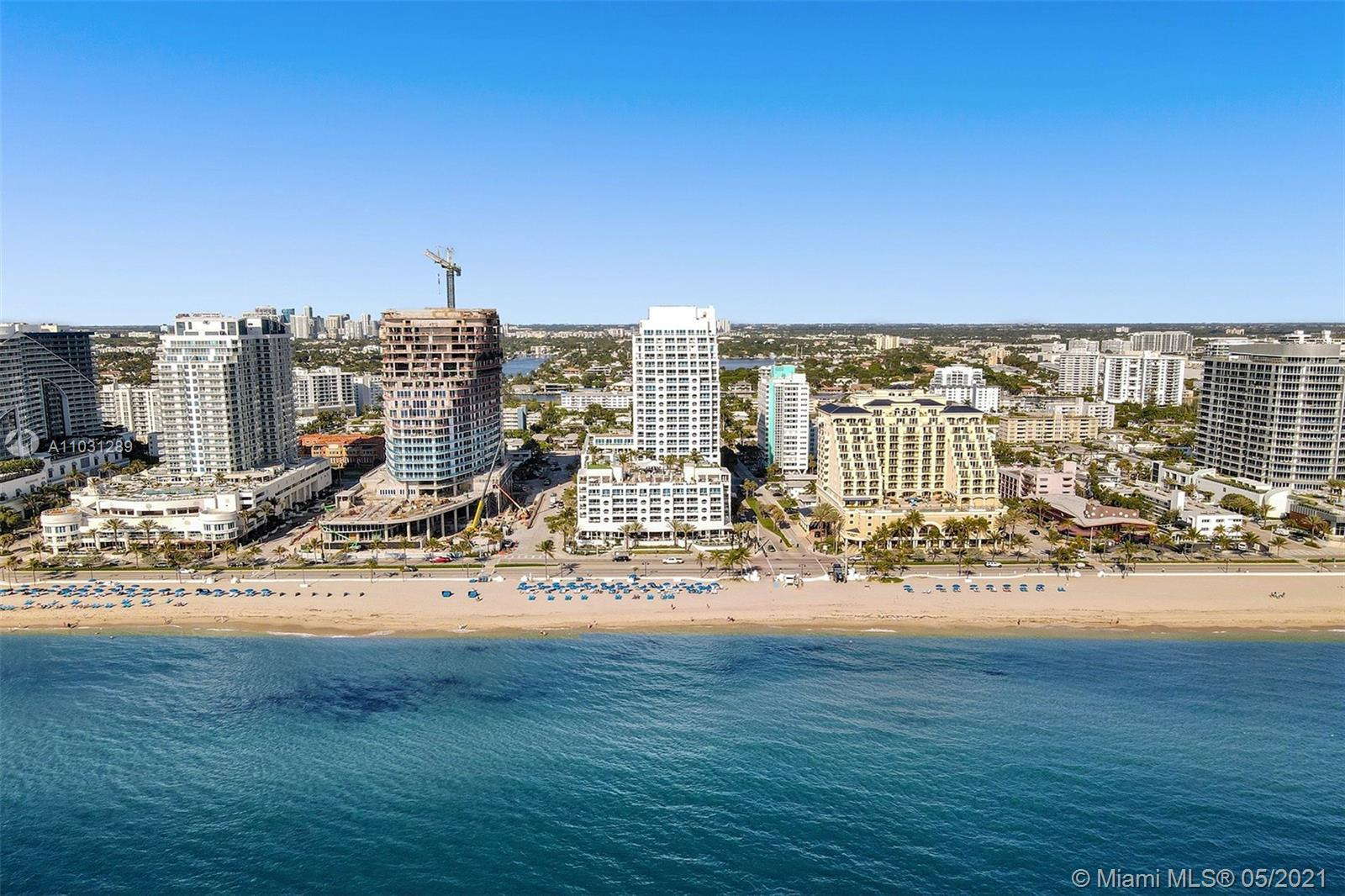 Beautiful turn-key 1 Bed | 1.5 Bath in an oceanfront property. ACTUAL SIZE: Residence 767 SQ FT (Liv