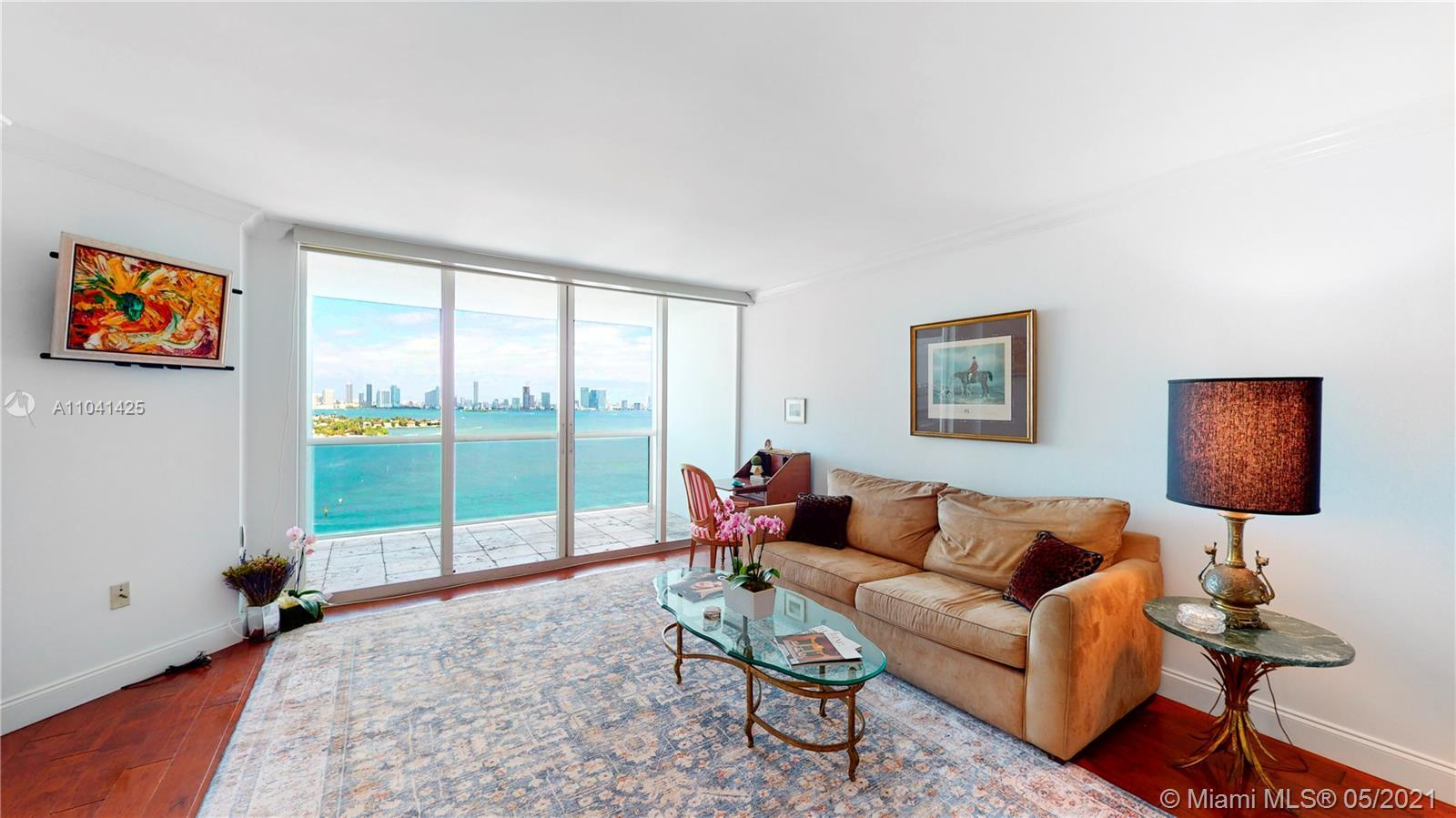 Rare opportunity to create your dream home from this 23rd floor west facing condo. Every room has sp