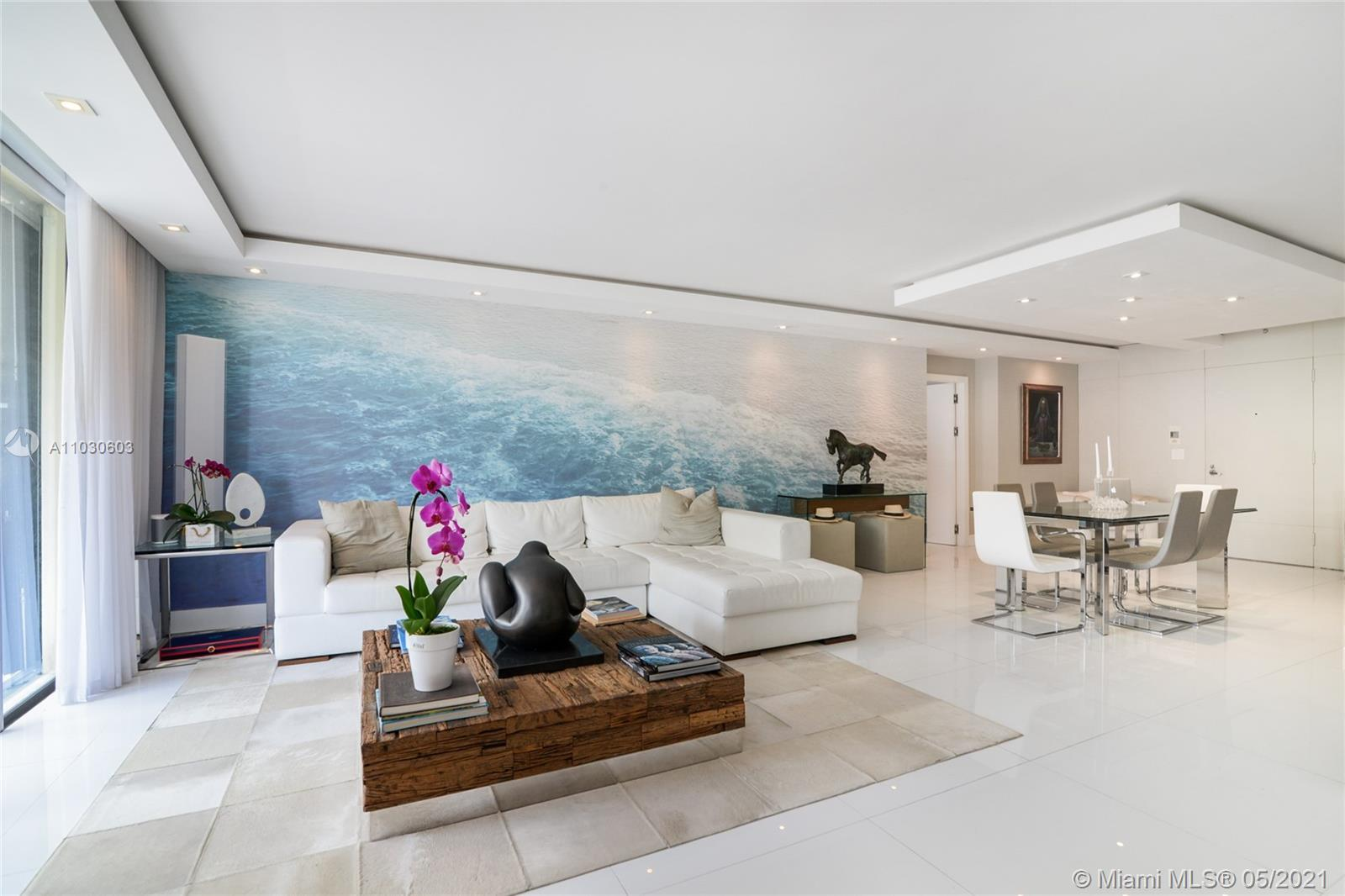 Balmoral the location. Unit 19J, 1,388 SqFt, substantially remodeled with South views. Ocean views f