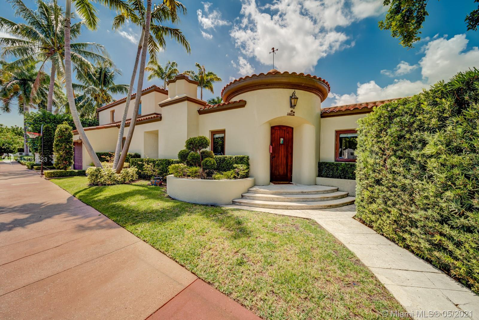 Fully remodeled Art Deco gem designed by famed Architect L. Murray Dixon. The perfect combination of