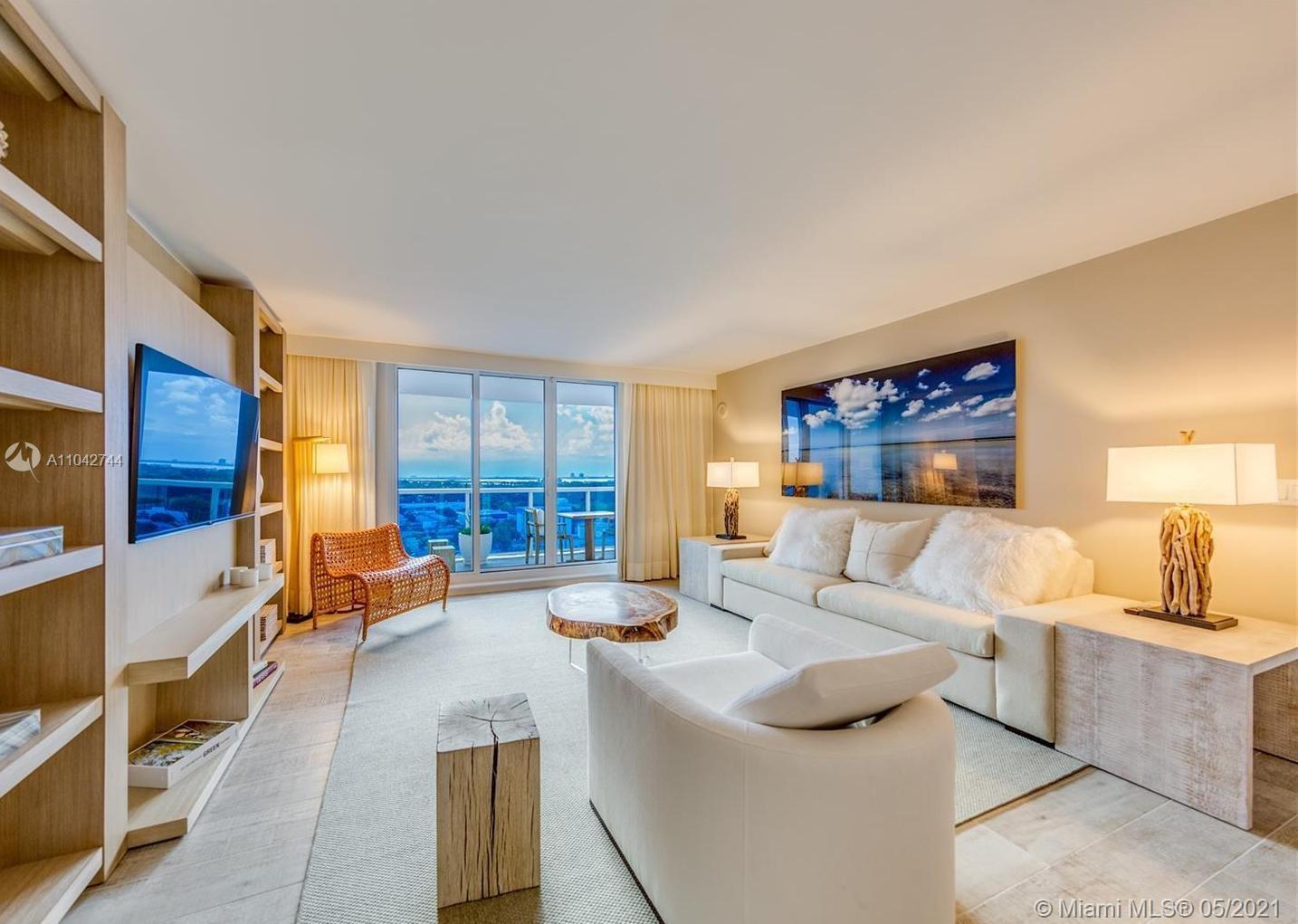 This highly sought after 889 Sq. Ft. condo offers the best of both worlds. Located at the coveted 1