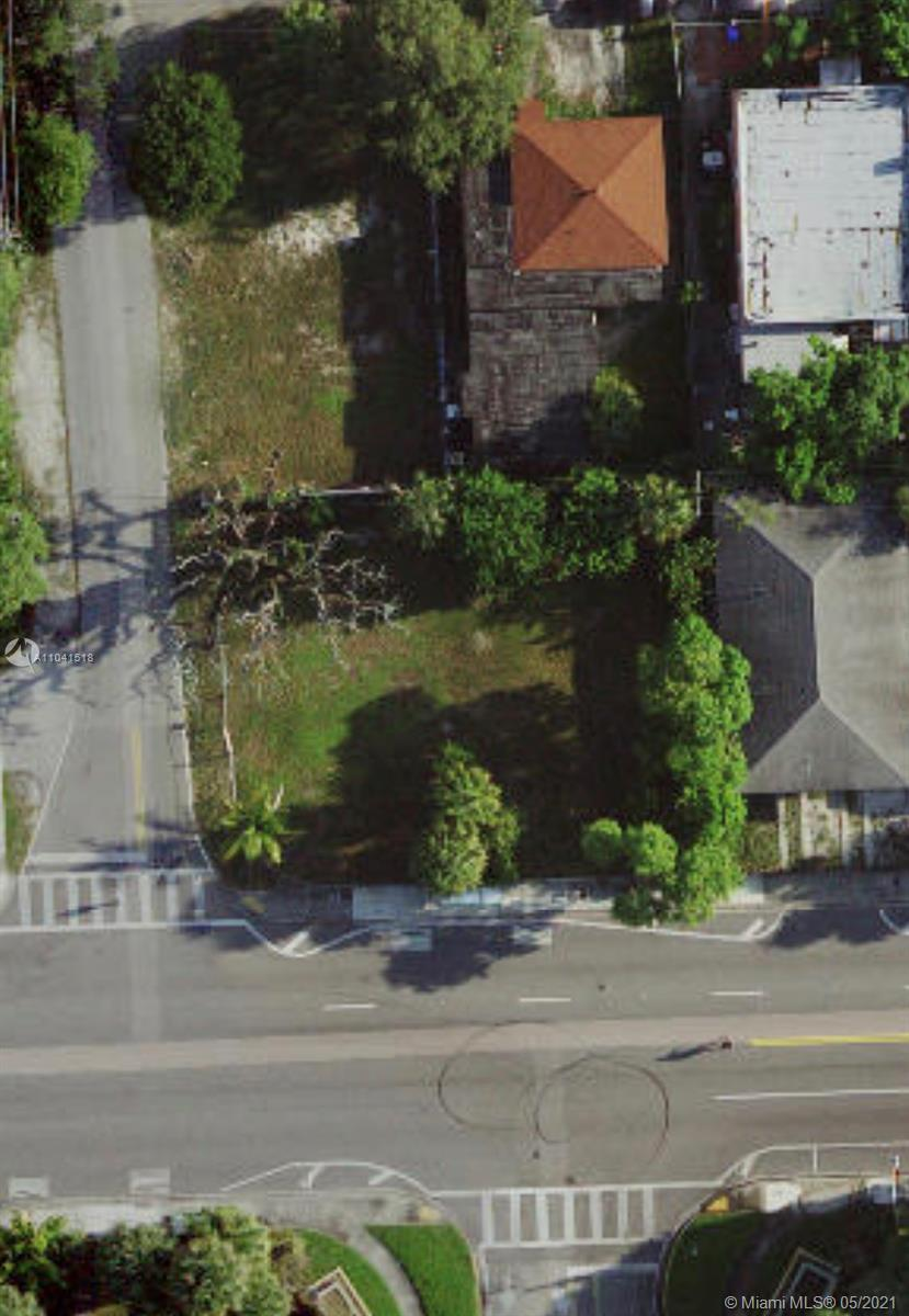 Double Corner Lots. Ideal for redevelopment in up and coming area of Little Haiti. Close to the Magi