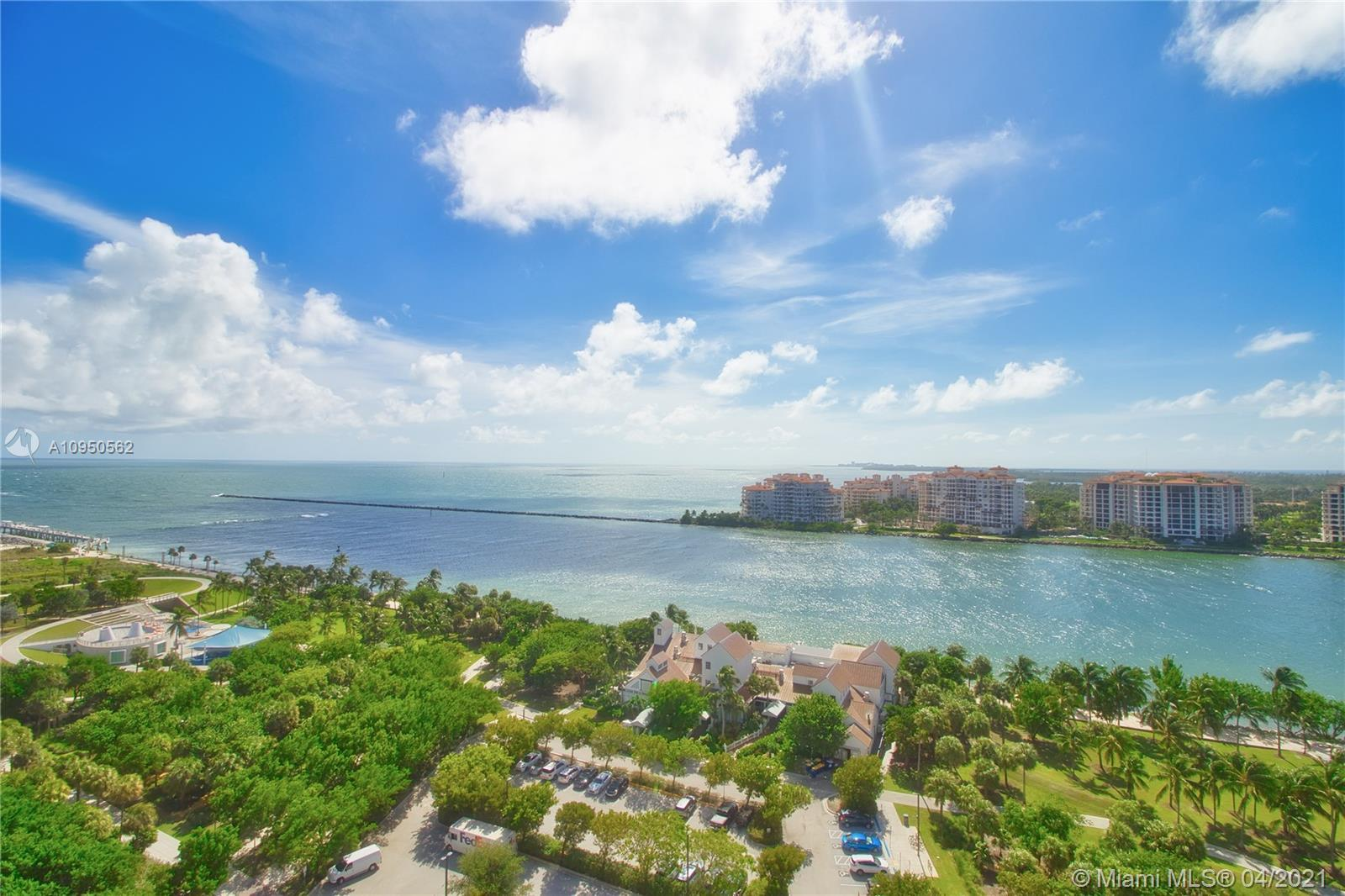 LEAST EXPENSIVE 3 BEDROOM WITH DIRECT OCEAN VIEWS IN THE SOFI NEIGHBORHOOD. S.E. corner unit with di
