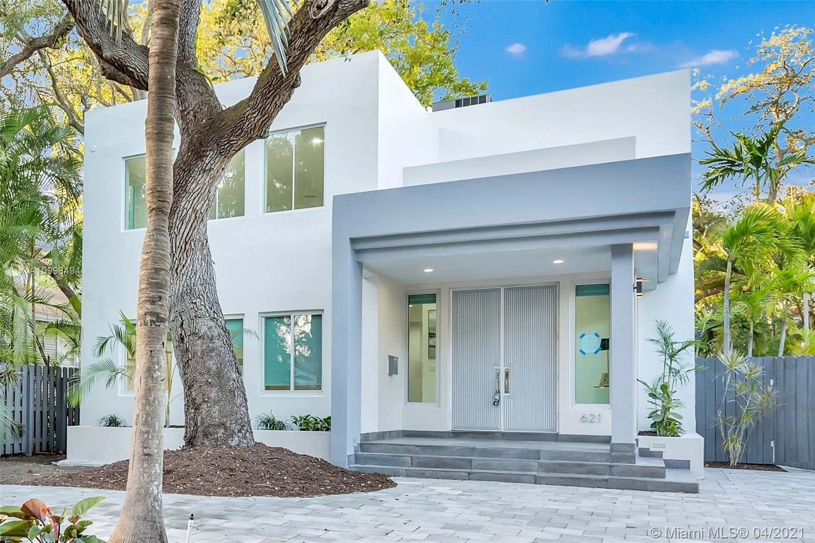 Beautifully remodeled 2 story home in the tree lined Rio Vista neighborhood.  Located just south of
