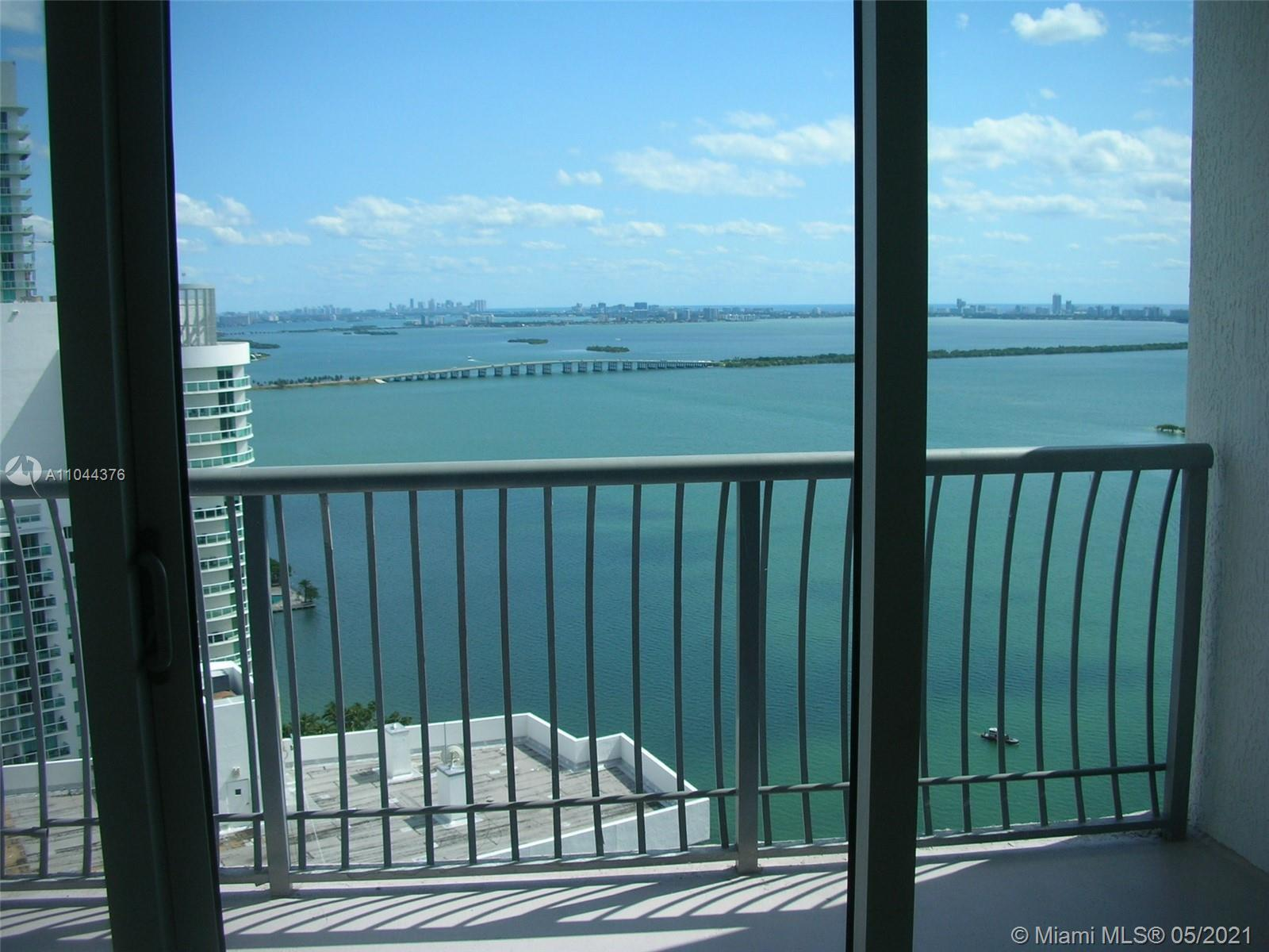 BEAUTIFUL UNIT IN VERY DESIRABLE OPERA TOWER, DOWNTOWN MIAMI. THIS IS A TRULY SPECTACULAR UNIT. THE