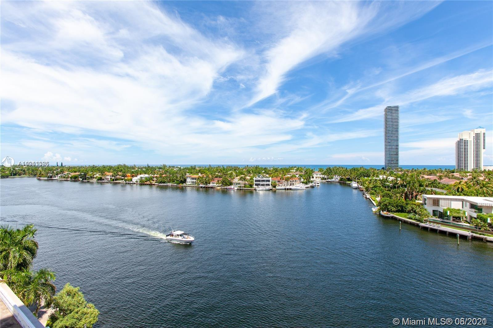 """Most Desirable SE Corner """"K"""" Plan on The Intracoastal w/Huge Wrap-Around Terrace..."""
