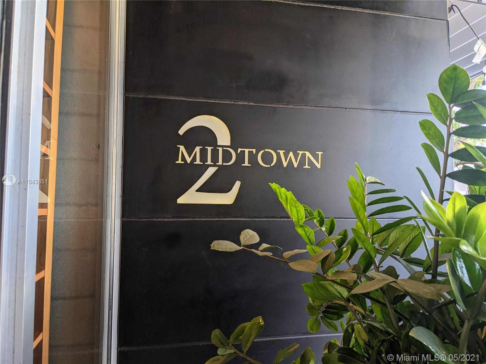 Amazing opportunity, to buy this rare gem in the heart of  Midtown.  Perfect for individuals who are