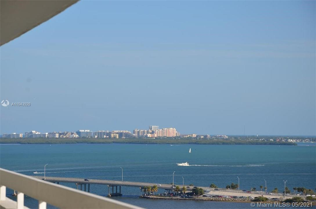 West corner 3 bedrooms, 2.5 bathrooms with stunning wrap-around balcony. Breathtaking city and water