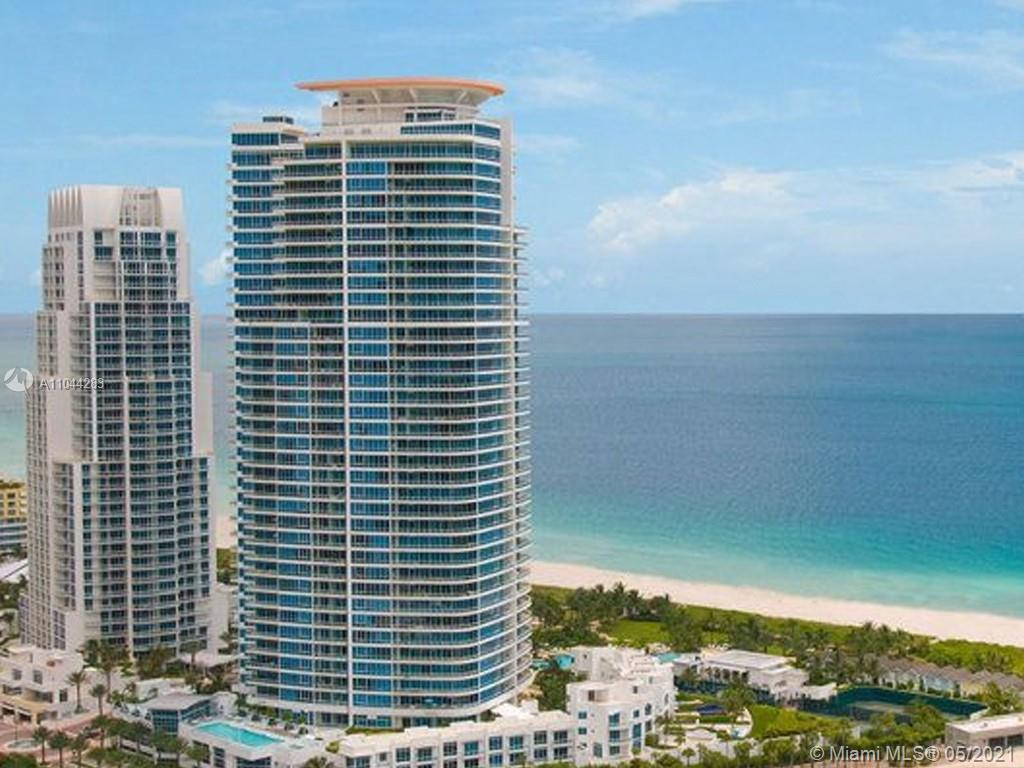The Ultimate luxury and privacy of the Continuum South tower, this corner residence consists of the
