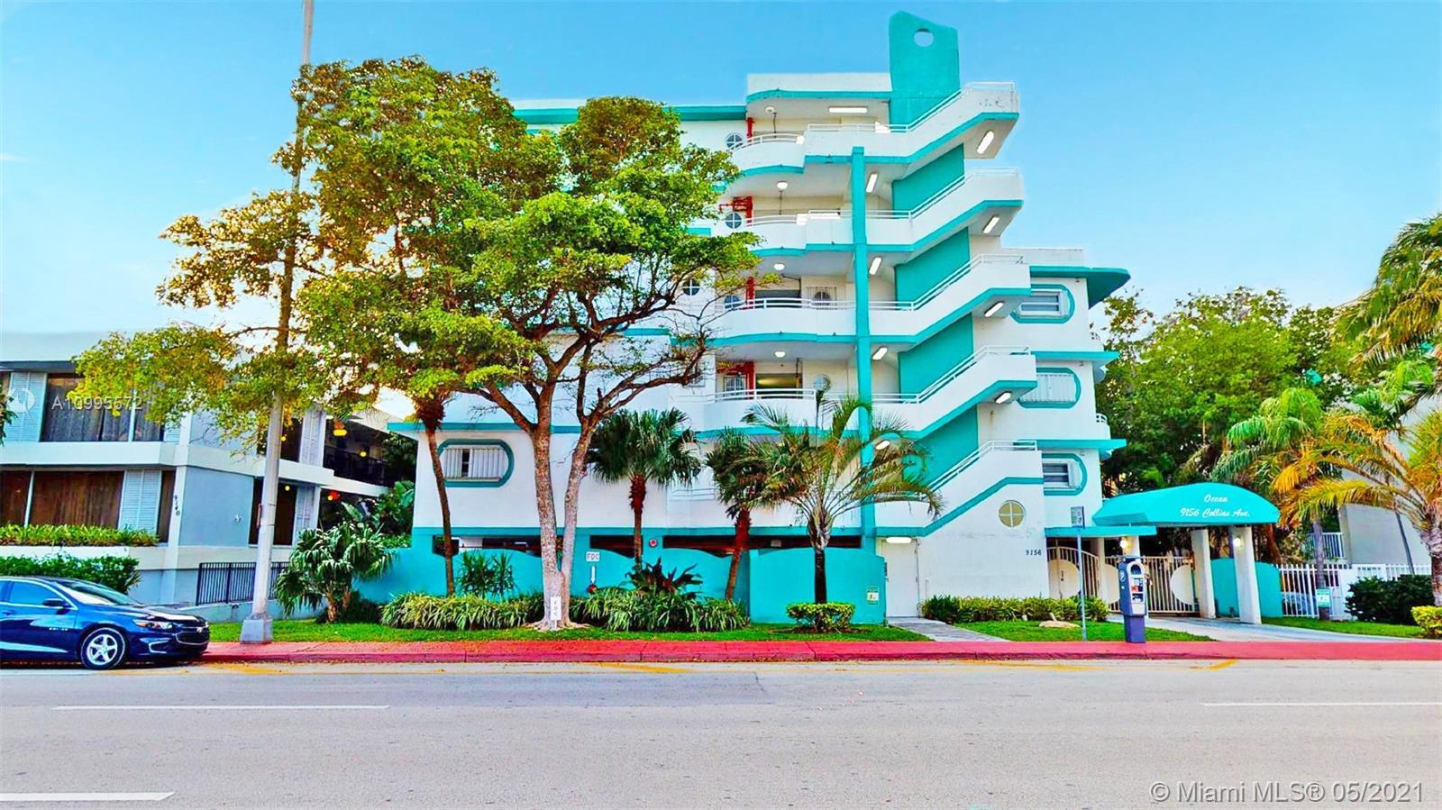 Great LOCATION in Surfside !  .  .  .  - -  PRICED TO SELL ! ! ! .  .  .  . . . Across from Beach &