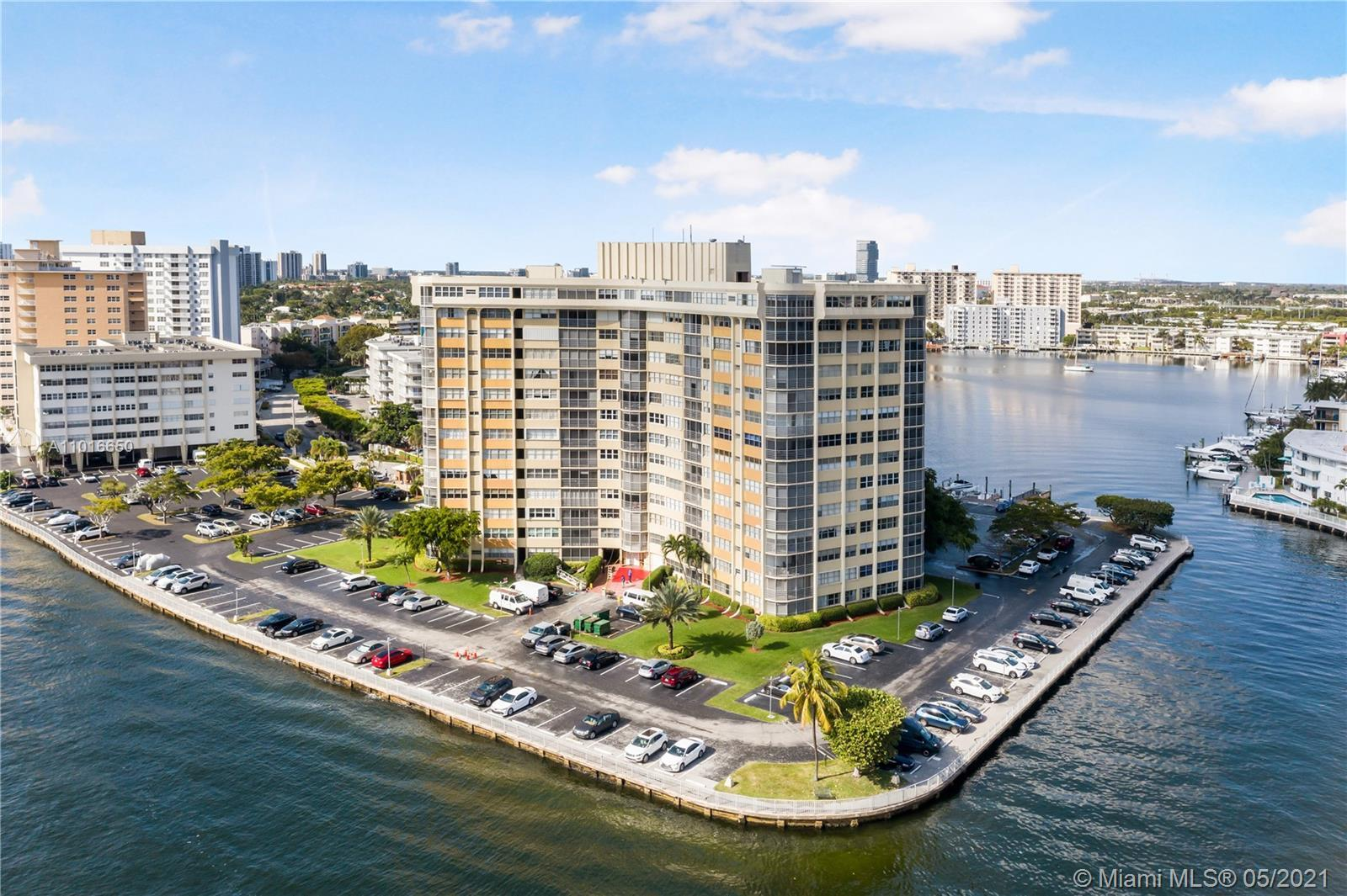 Wake up each morning to Intracoastal views! Stunning 2-bedroom, 2-bath condo in Hallandale Beach. Be
