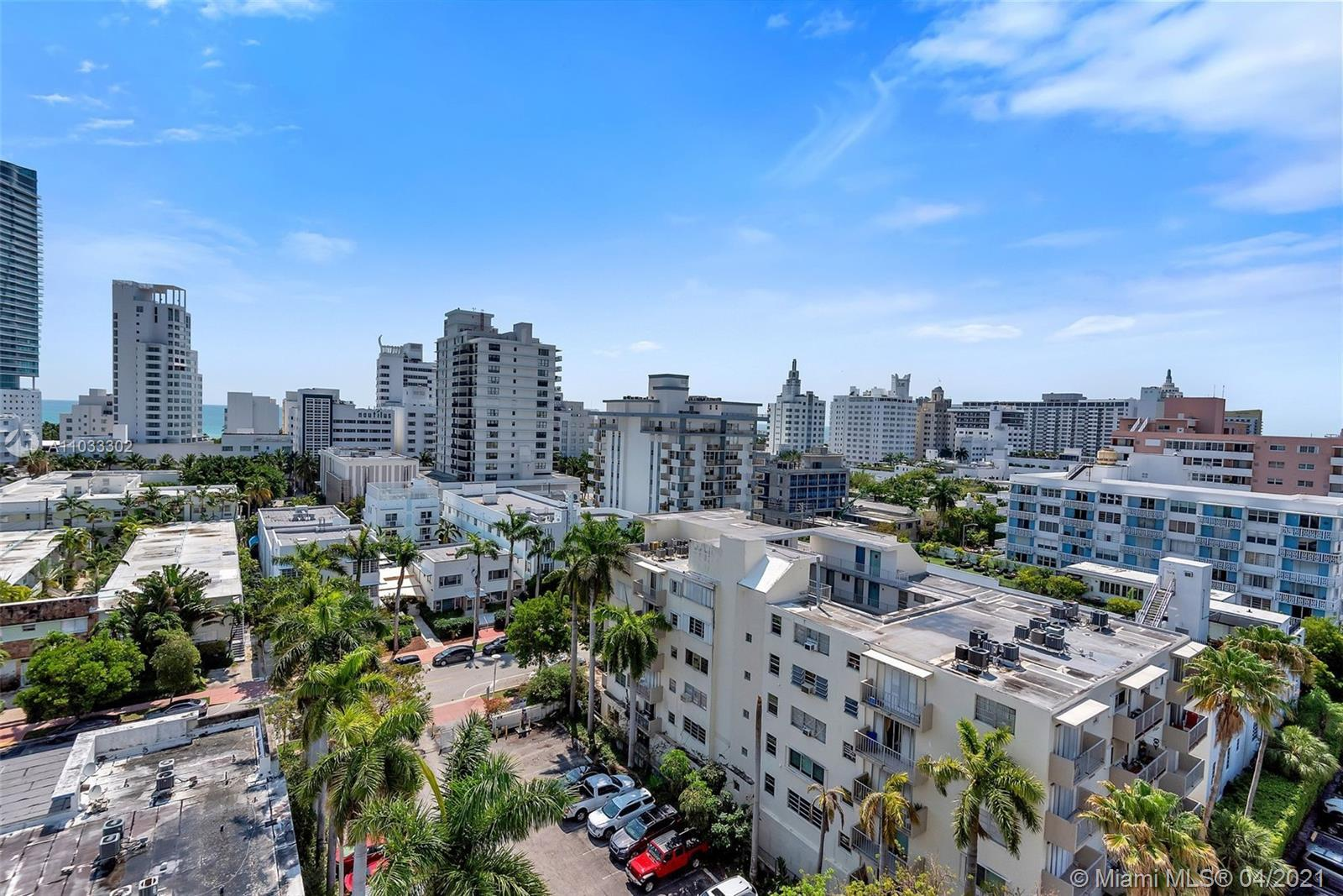 This bright and peaceful 2/2 offers a great combination of affordable price, east-facing Miami Beach